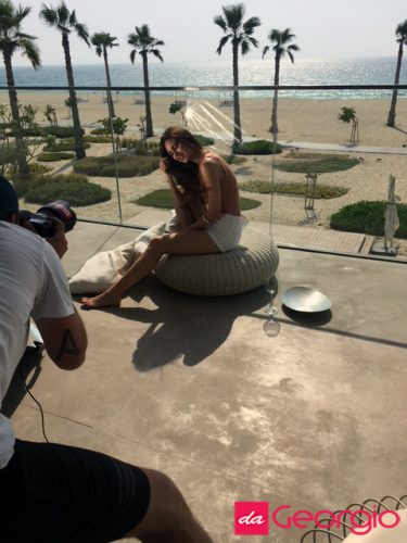 Da Georgio Shooting Dubai